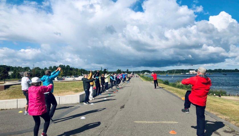55 plus training fit55up.nl Rotterdam Nesselande