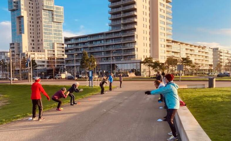 Training FIT55up.nl Rotterdam